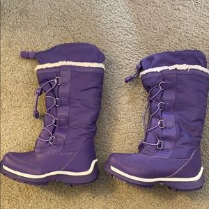 Landend snowflake insulated boots